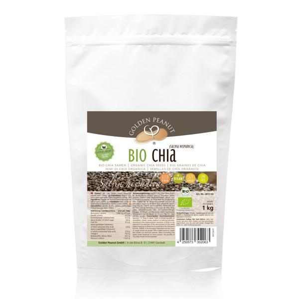 Bio Chia Samen (Salvia hispanica)