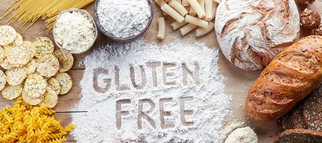 Glutenfrei und ohne Zusätze